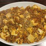 本格四川風、基本の麻婆豆腐