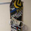 スノーボード-ステッカーレイアウト例その2